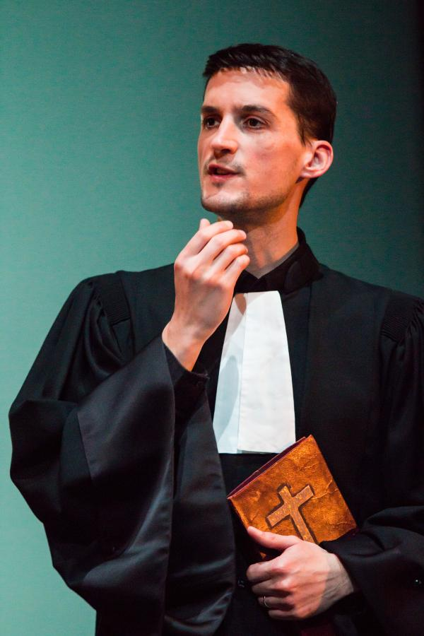 Révérend John Hale (Alexandre Trigodet)