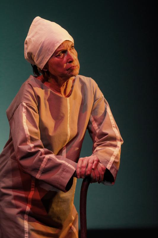 Rebecca Nurse (Myanne David)