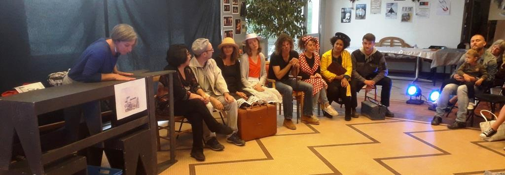 Biolanda - Spectacle atelier théâtre 2018/2020
