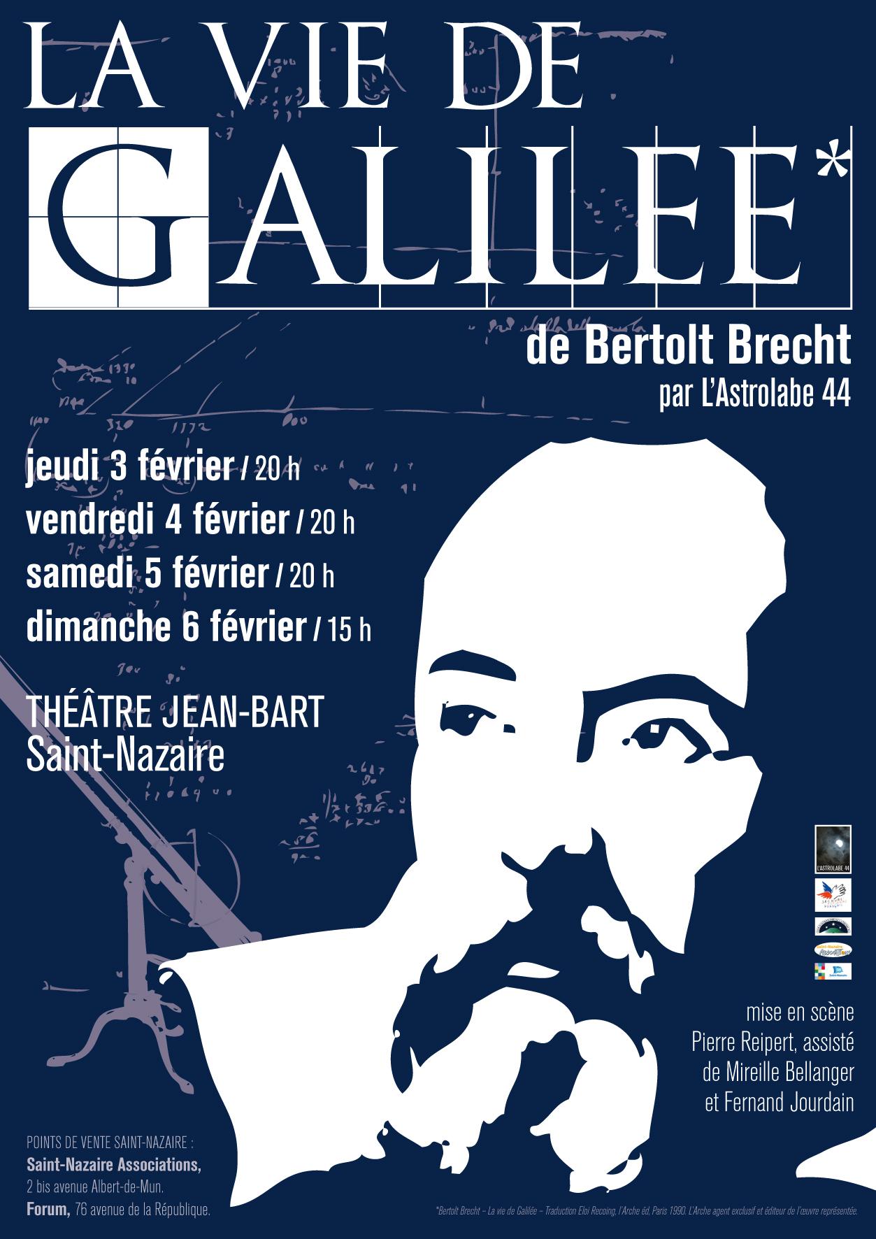 Galilze affiche