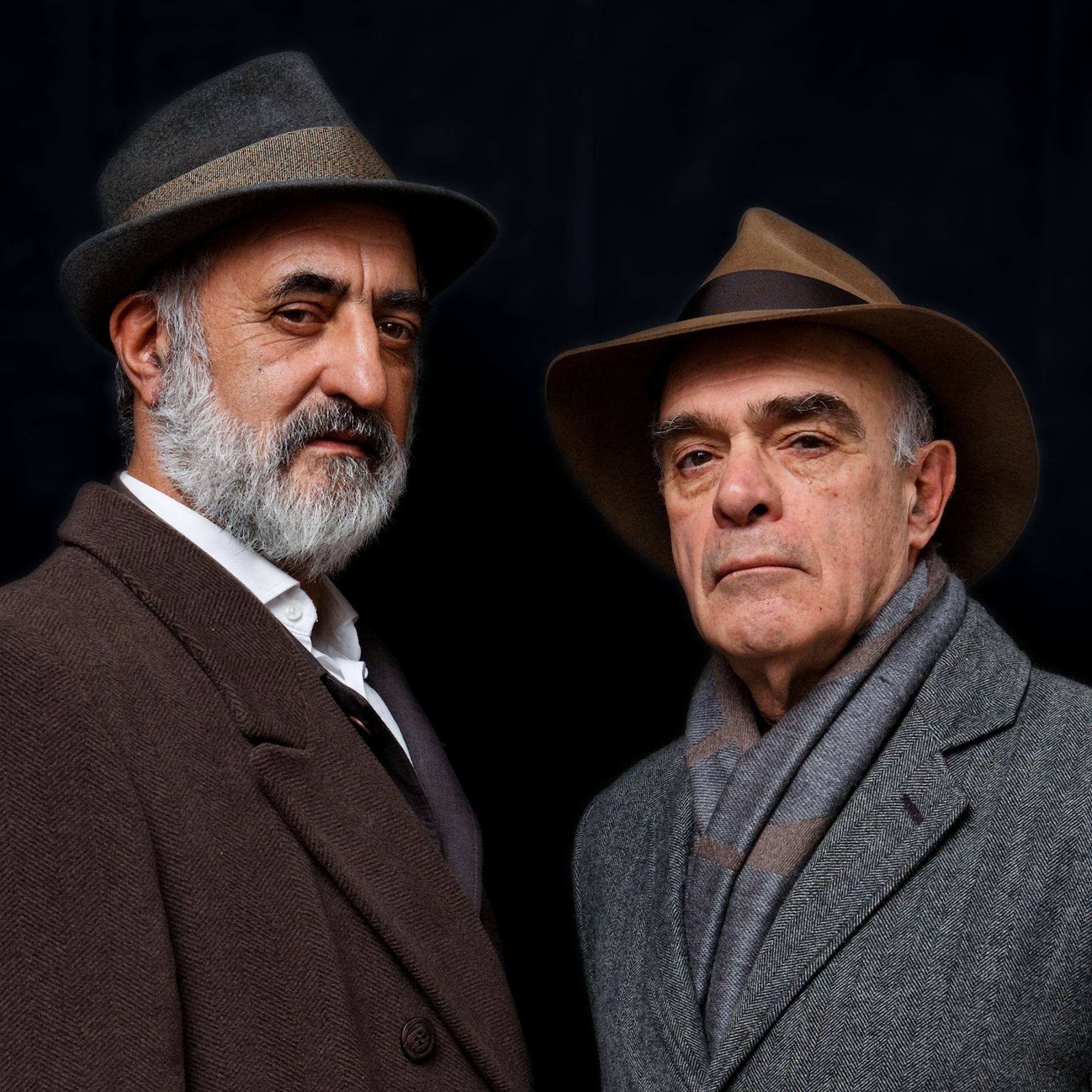 Les inspecteurs (Fernand Jourdain et Bruno Monnier)